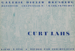 Lahs, Curt - 1960 - Galerie Brusberg Hannover