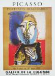 Picasso, Pablo - 1977 - Galerie de la Colombe Vallauris