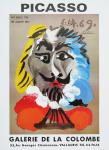 Picasso, Pablo - 1979 - Galerie de la Colombe Vallauris