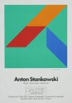 Stankowski, Anton - 1978 - Galerie Landesgirokasse Stuttgart (Malerei Zeichnungen Siebdrucke)