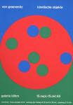 Graevenitz, Gerhard von - 1965 - Galerie Klihm (kinetische objekte)
