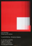 Gerstner, Karl - 1978 - Moderne Galerie Quadrat Bottrop