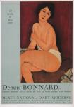 Modigliani, Amadeo - 1957 - Musée National dart moderne Paris (Depuis Bonnard ...)