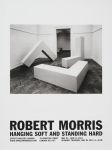 Morris, Robert - 2013 - Sprüth Magers London (Hanging Soft and Standing Hard)