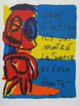Appel, Karel - 1968 - Dans laction... (Mai-Plakat)