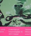 Van Kerckhoven, Anne-Marie - 2018 -  Friedericianum Kassel