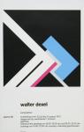 Dexel, Walter - 1972 - Galerie 58 Rapperswil