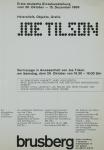 Tilson, Joe - 1968 - Galerie Brusberg Hannover (Einladung)