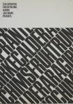 Fruhtrunk, Günter - 1969 - Galerie der Spiegel (Einladung)