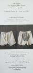 Droese, Felix - 1990 - Galerie Sander Kassel (Der doppelte Mittelpunkt)