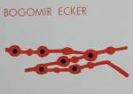 Ecker, Bogomir - 1984 - Kunst- und Museumsverein Wuppertal (Einladung)