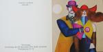 Lindner, Richard - 1979 - Galerie Maeght Zürich (Einladung)