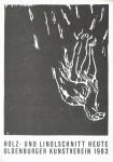 Baselitz, Georg - 1983 - Oldenburger Kunstverein (Einladung)