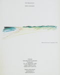 Wesselmann, Tom - 1990 - Galerie Hans Mayer Düsseldorf  (Einladung)
