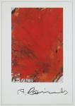 Rainer, Arnulf - 1982 - Galerie Knoedler Zürich (Einladung)