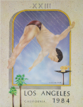 Anonym - 1984 - Olympische Spiele Los Angeles