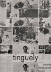 Tinguely, Jean - 1962 - Galerie Handschin Basel