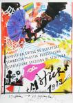 Tinguely, Jean - 1989 - Schweizer Plastik Ausstellung Motiers