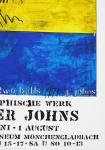Johns, Jasper - 1971 - Städtisches Museum Mönchengladbach (painting with two balls)
