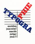 Reichert, Josua - 1971 - Maerklin Stuttgart