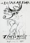 Tinguely, Jean - 1990 - Galerie Jamileh Weber Zürich (Märtyrer, Gespenster)