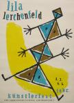 Anonym - 1956 - Landeskunstschule Lerchenfeld (lila lerchenfeld - Künstlerfest)