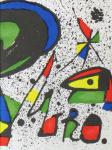 Miró, Joan - 1979 - Galerie Binhold Hamburg (Einladungen)