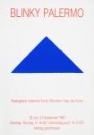 Palermo, Blinky - 1980 - Staatsgalerie moderner Kunst / Haus der Kunst München (Blaues Dreieck)