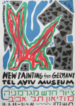 Penck, A.R. - 1983 - Tel Aviv Museum (New Painting from Germany)
