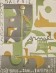 Arnal, Francois - 1951 - Galerie Parnass Wuppertal (Einladung)