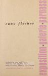 Fischer, Cuno - 1951 -  Galerie Parnass Wuppertal (Einladung)