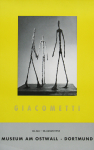 Giacometti, Alberto - 1955 - Museum am Ostwall Dortmund